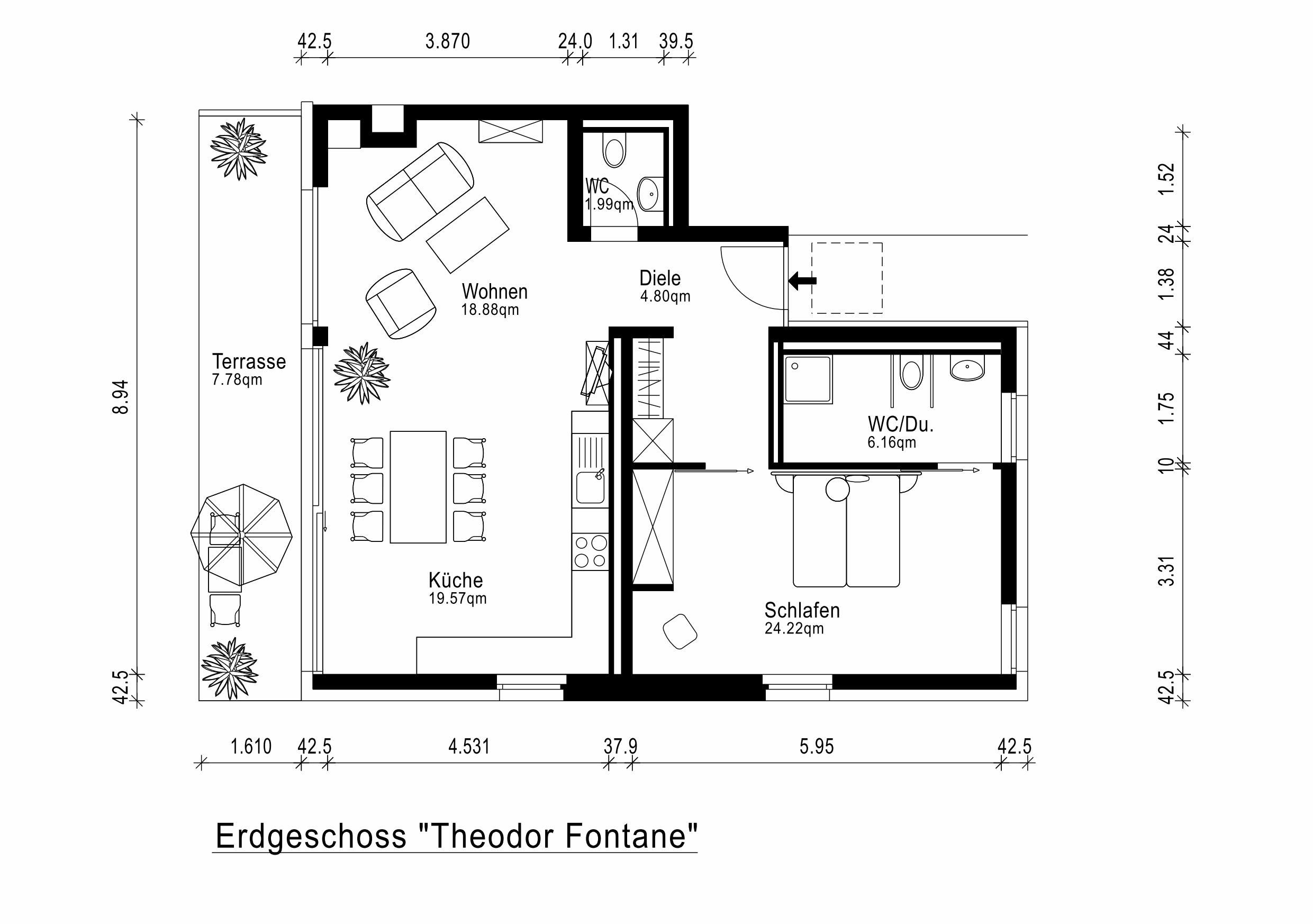 refugium am see theodor fontane. Black Bedroom Furniture Sets. Home Design Ideas